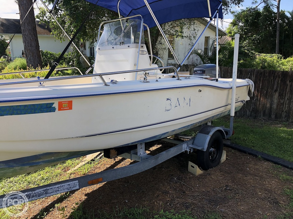 1999 Scout boat for sale, model of the boat is 175 Sportfish & Image # 13 of 40