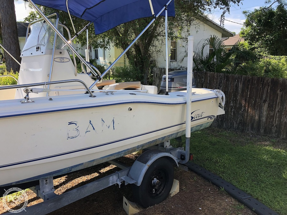 1999 Scout boat for sale, model of the boat is 175 Sportfish & Image # 14 of 40