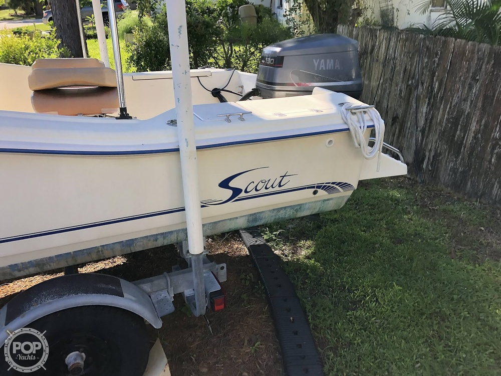 1999 Scout boat for sale, model of the boat is 175 Sportfish & Image # 16 of 40