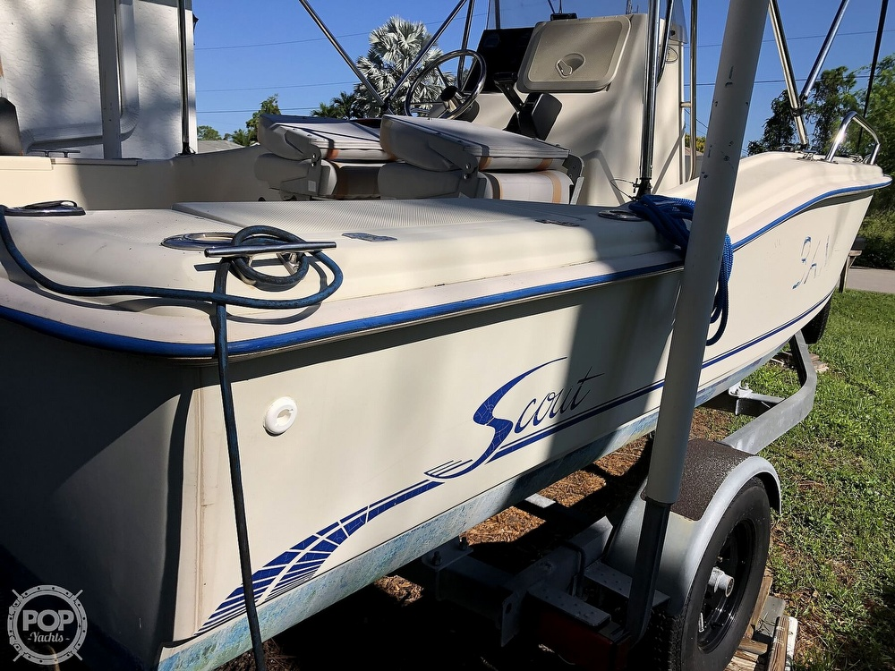 1999 Scout boat for sale, model of the boat is 175 Sportfish & Image # 23 of 40