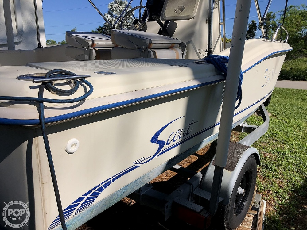 1999 Scout boat for sale, model of the boat is 175 Sportfish & Image # 24 of 40