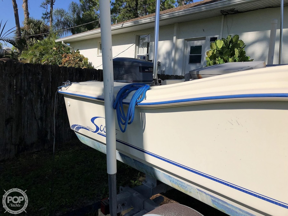 1999 Scout boat for sale, model of the boat is 175 Sportfish & Image # 25 of 40