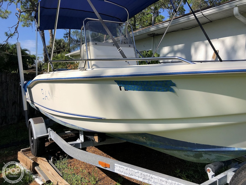 1999 Scout boat for sale, model of the boat is 175 Sportfish & Image # 30 of 40