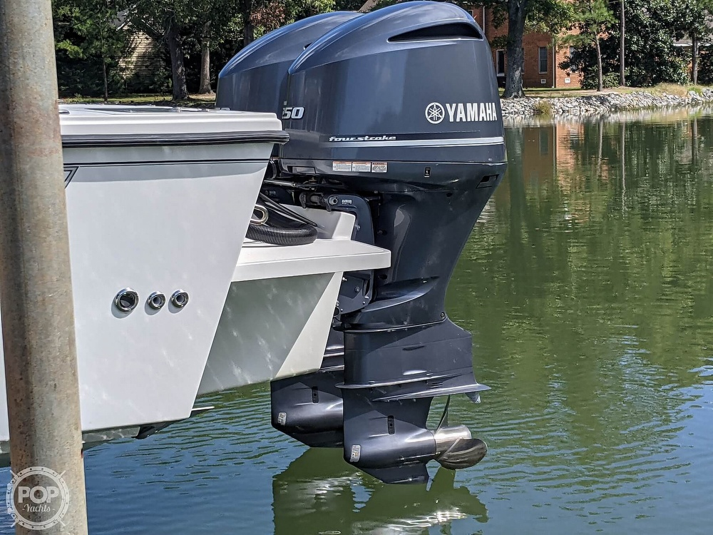 2014 Parker Marine boat for sale, model of the boat is 2820 Xld Sport Cabin & Image # 39 of 40