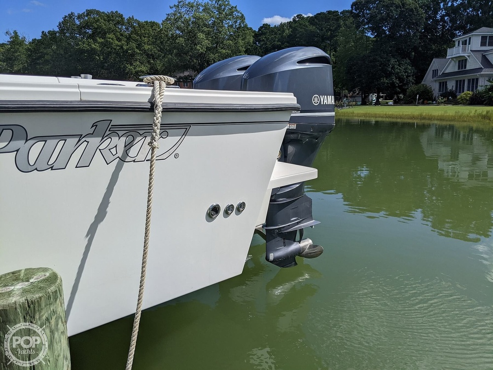 2014 Parker Marine boat for sale, model of the boat is 2820 Xld Sport Cabin & Image # 32 of 40