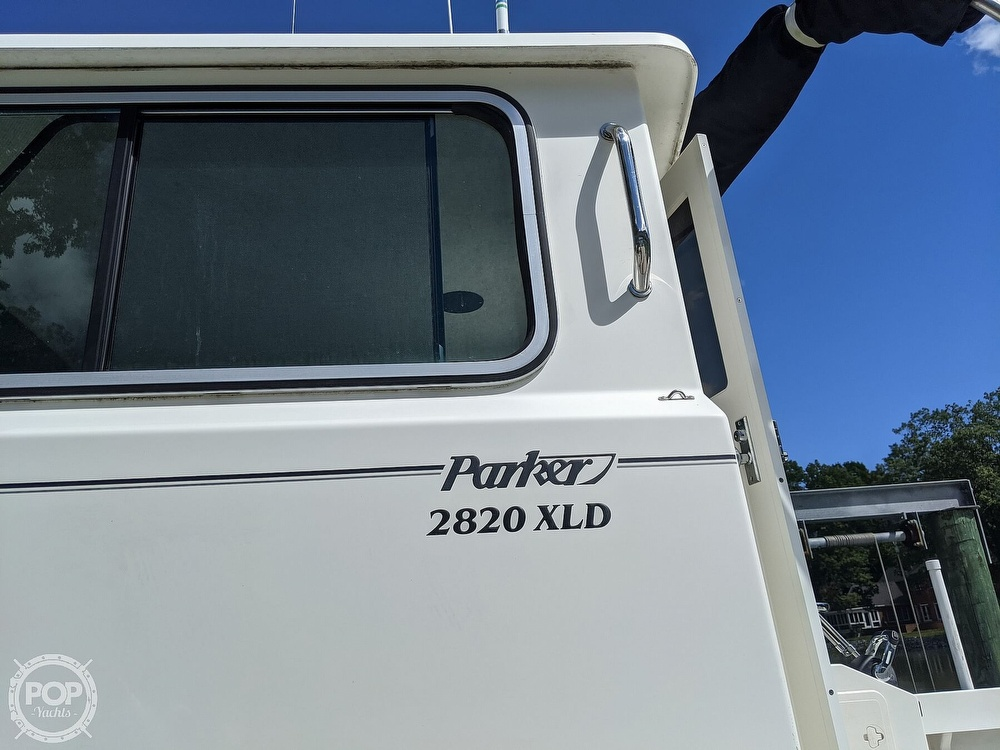 2014 Parker Marine boat for sale, model of the boat is 2820 Xld Sport Cabin & Image # 33 of 40