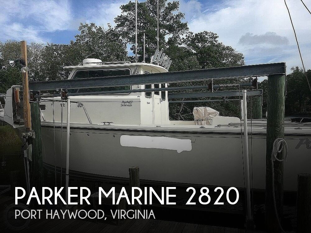 2014 Parker Marine boat for sale, model of the boat is 2820 Xld Sport Cabin & Image # 1 of 40