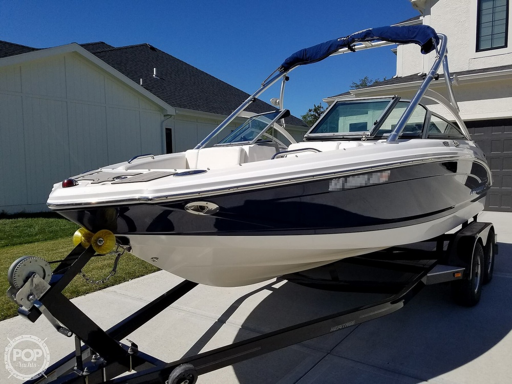 2012 Chaparral boat for sale, model of the boat is 206 SSI & Image # 2 of 40