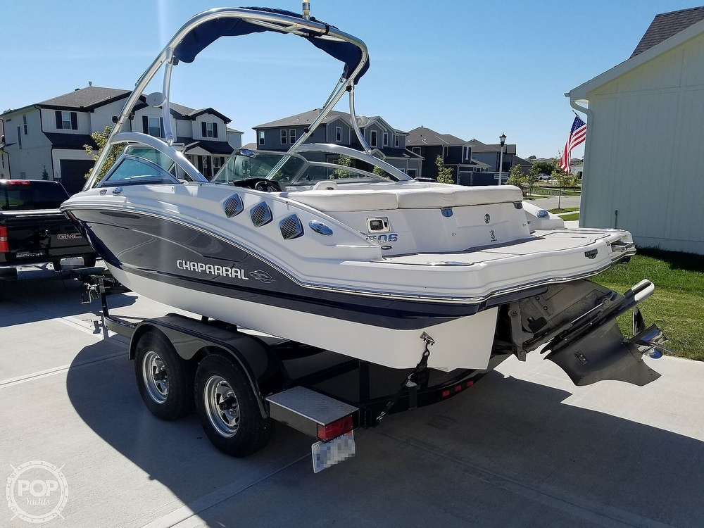 2012 Chaparral boat for sale, model of the boat is 206 SSI & Image # 3 of 40