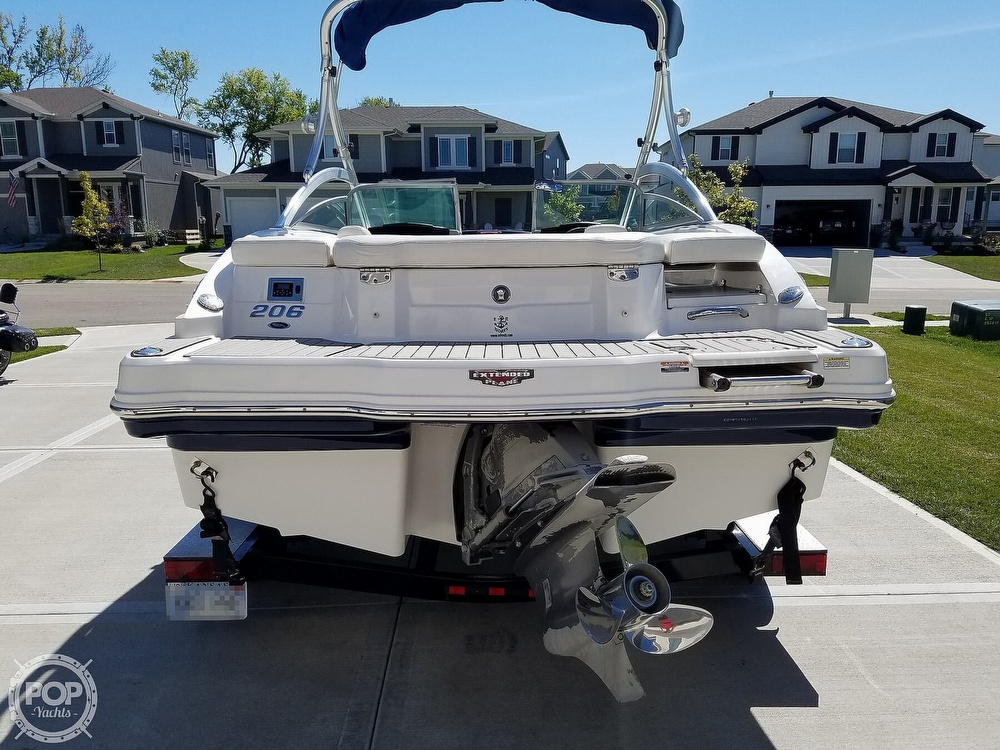 2012 Chaparral boat for sale, model of the boat is 206 SSI & Image # 4 of 40