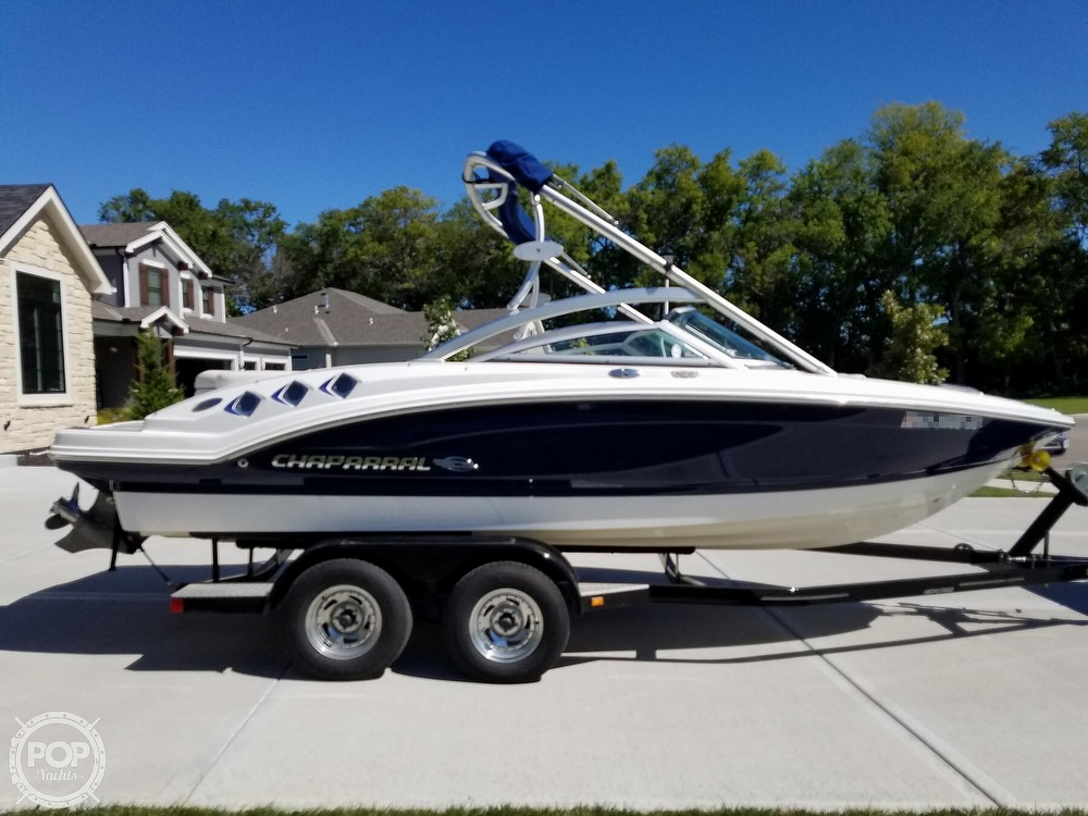 2012 Chaparral boat for sale, model of the boat is 206 SSI & Image # 6 of 40