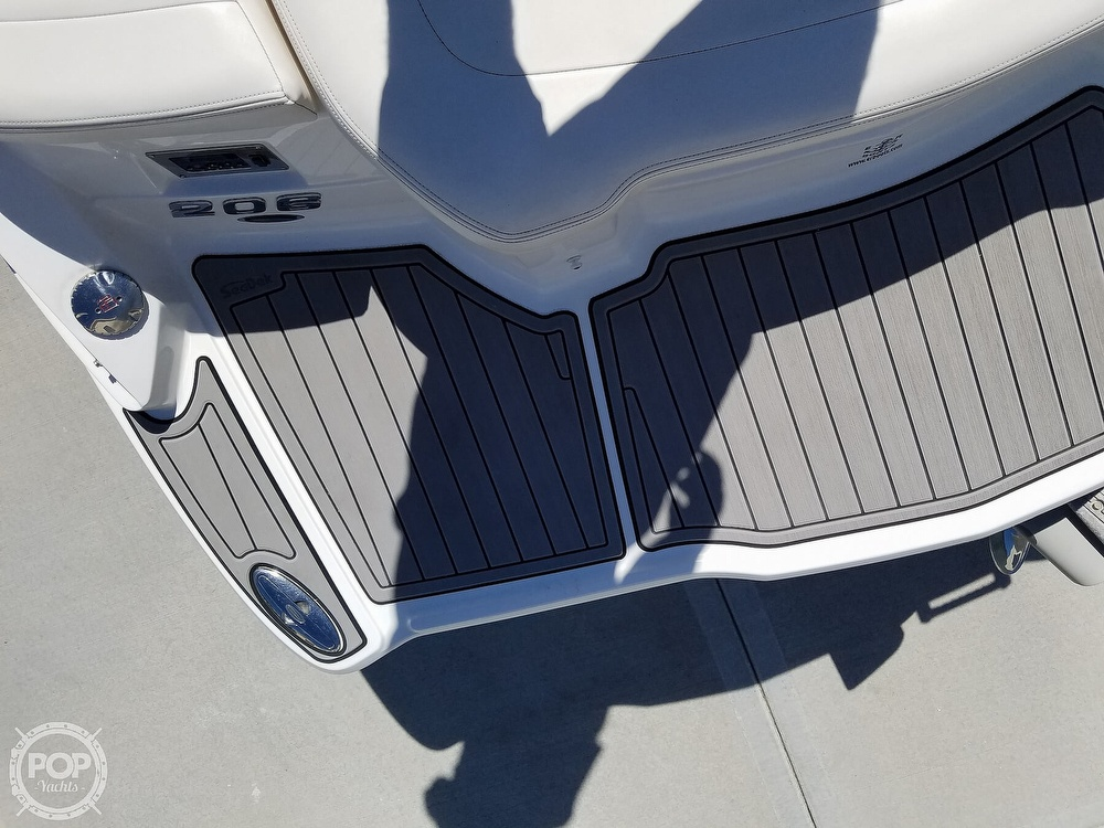 2012 Chaparral boat for sale, model of the boat is 206 SSI & Image # 15 of 40