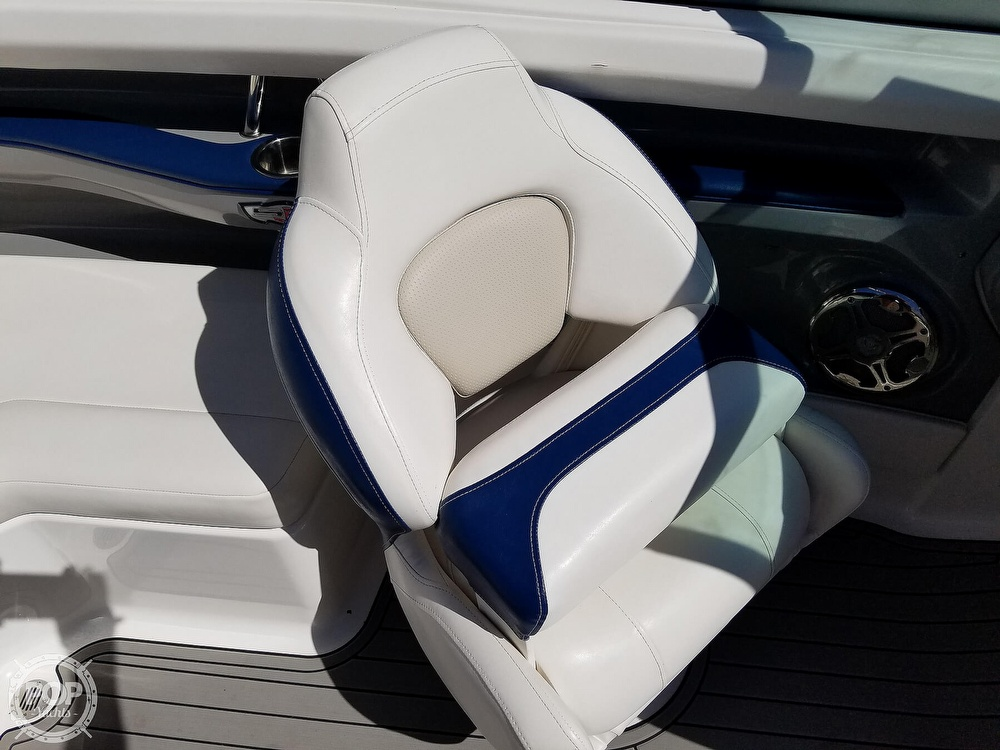 2012 Chaparral boat for sale, model of the boat is 206 SSI & Image # 25 of 40