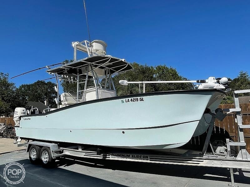 2015 Calcutta boat for sale, model of the boat is 263 & Image # 4 of 40