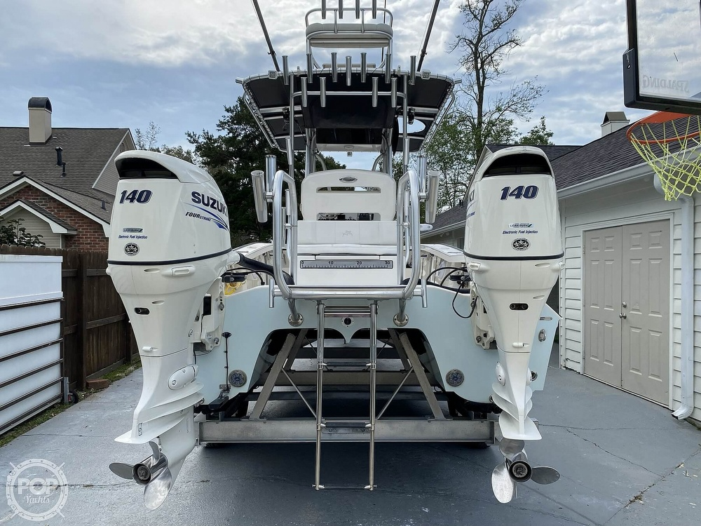 2015 Calcutta boat for sale, model of the boat is 263 & Image # 2 of 40