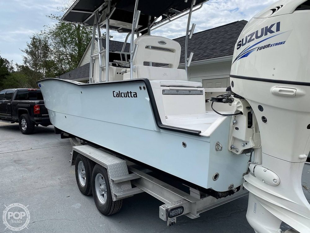 2015 Calcutta boat for sale, model of the boat is 263 & Image # 5 of 40