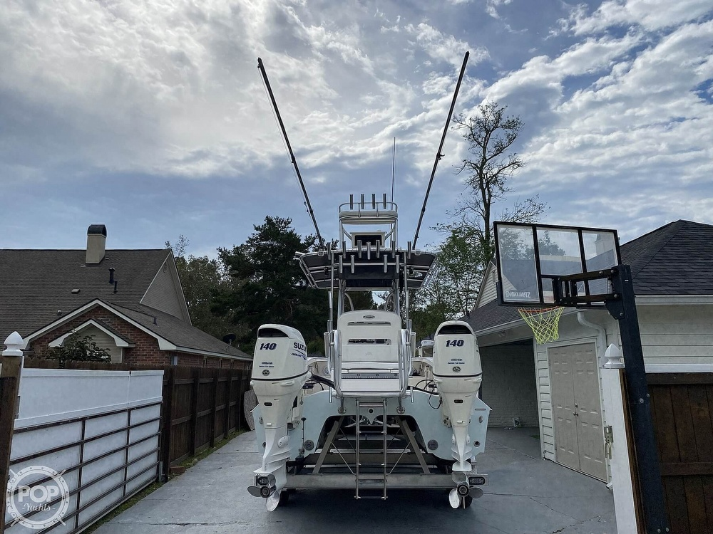 2015 Calcutta boat for sale, model of the boat is 263 & Image # 9 of 40