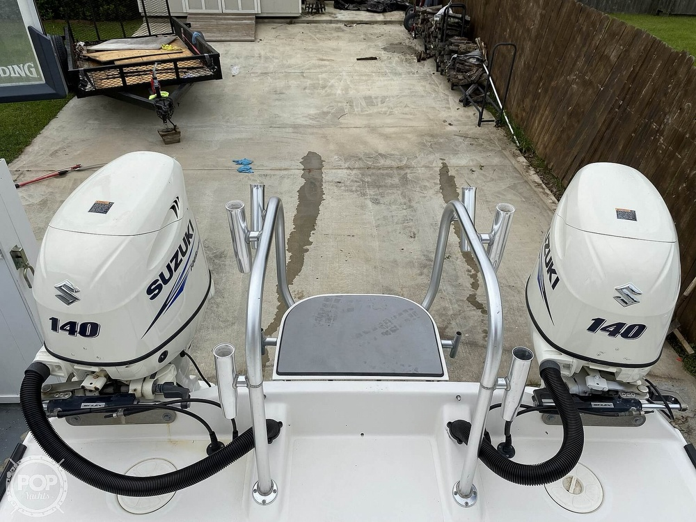 2015 Calcutta boat for sale, model of the boat is 263 & Image # 32 of 40
