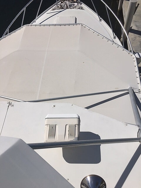 1989 Gulfstream Boats boat for sale, model of the boat is 31 Tournament Express & Image # 28 of 40