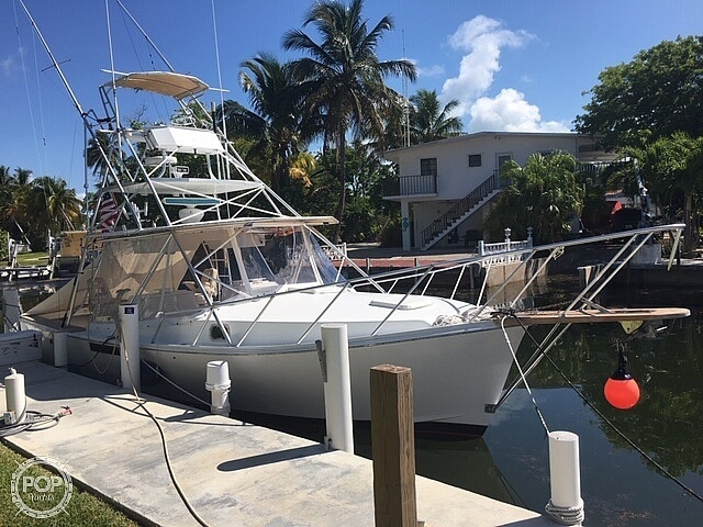 1989 Gulfstream Boats boat for sale, model of the boat is 31 Tournament Express & Image # 29 of 40
