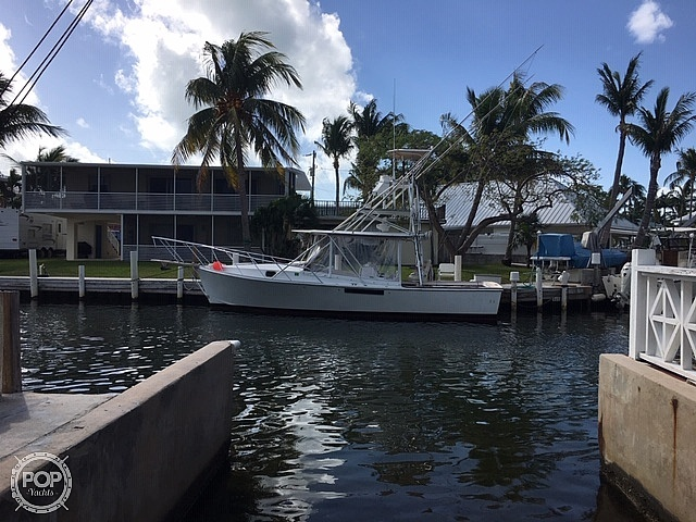 1989 Gulfstream Boats boat for sale, model of the boat is 31 Tournament Express & Image # 30 of 40