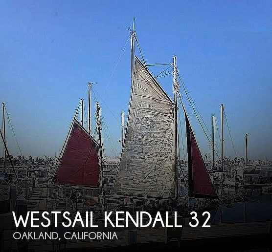 1974 Westsail boat for sale, model of the boat is Kendall 32 & Image # 1 of 10