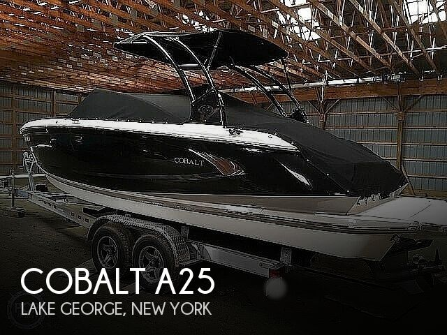 2014 Cobalt boat for sale, model of the boat is A25 & Image # 1 of 20