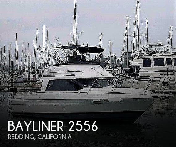 1991 Bayliner boat for sale, model of the boat is 2556 Trophy & Image # 1 of 16