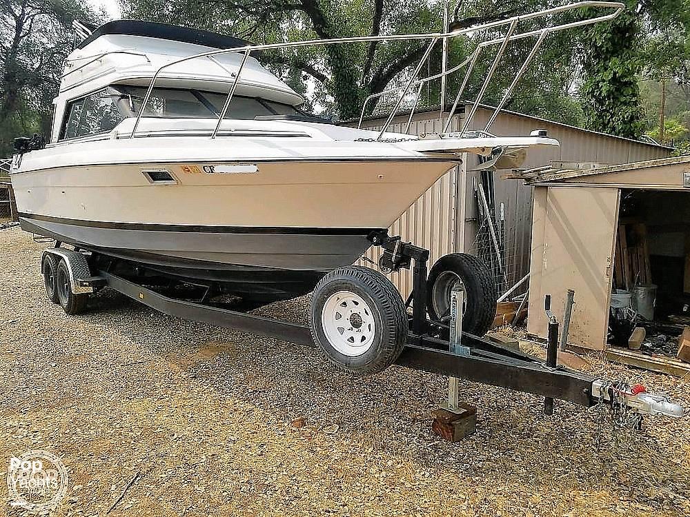 1991 Bayliner boat for sale, model of the boat is 2556 Trophy & Image # 2 of 16
