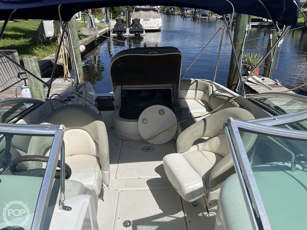 2005 Sea Ray boat for sale, model of the boat is 240 Sundeck & Image # 18 of 40