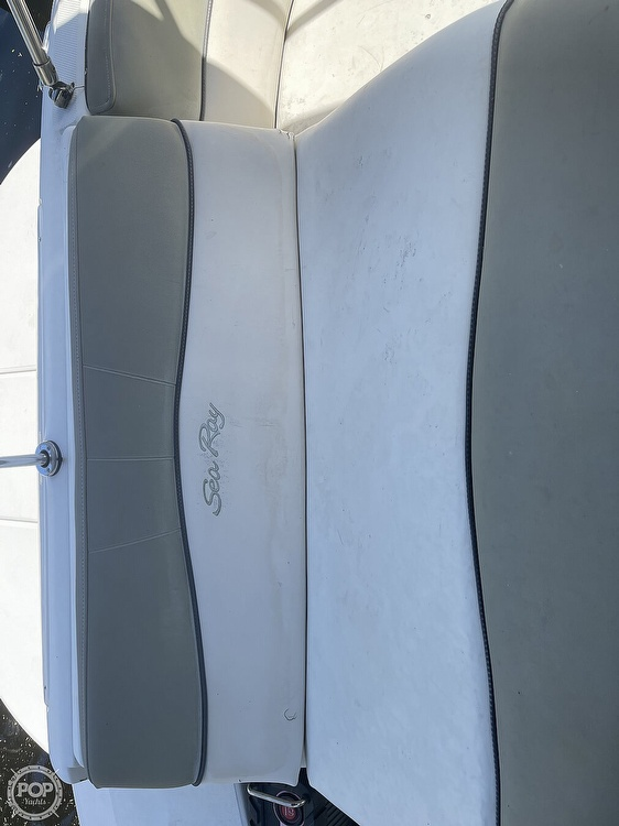 2005 Sea Ray boat for sale, model of the boat is 240 Sundeck & Image # 39 of 40