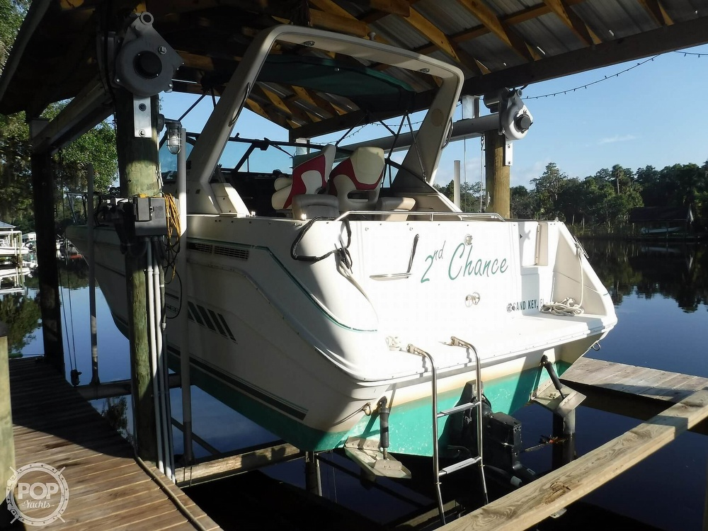 1992 Sea Ray boat for sale, model of the boat is 290 Sundancer & Image # 3 of 40