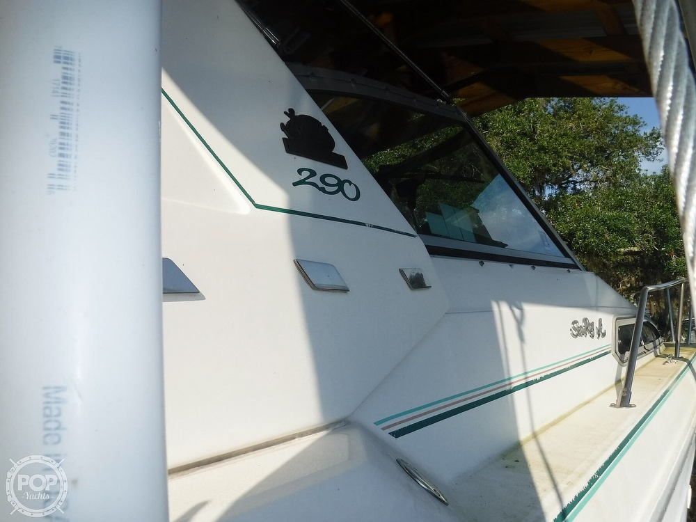 1992 Sea Ray boat for sale, model of the boat is 290 Sundancer & Image # 5 of 40
