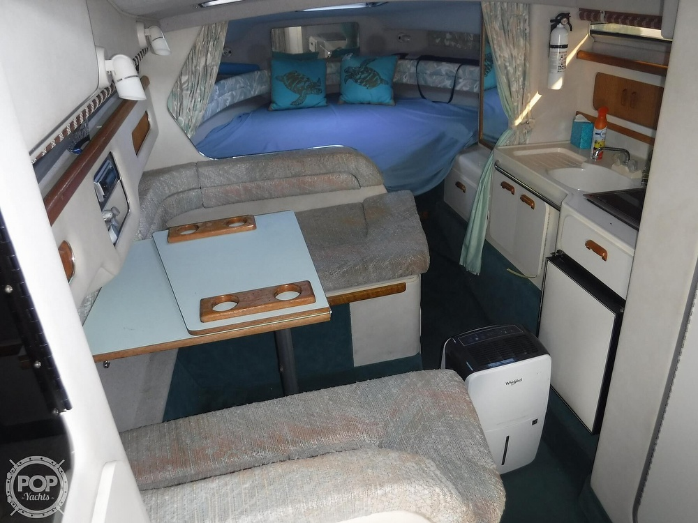 1992 Sea Ray boat for sale, model of the boat is 290 Sundancer & Image # 11 of 40
