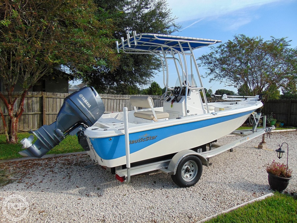 2017 Nautic Star boat for sale, model of the boat is 1810 Bay & Image # 11 of 40