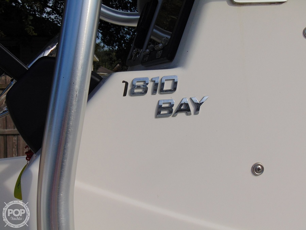 2017 Nautic Star boat for sale, model of the boat is 1810 Bay & Image # 34 of 40