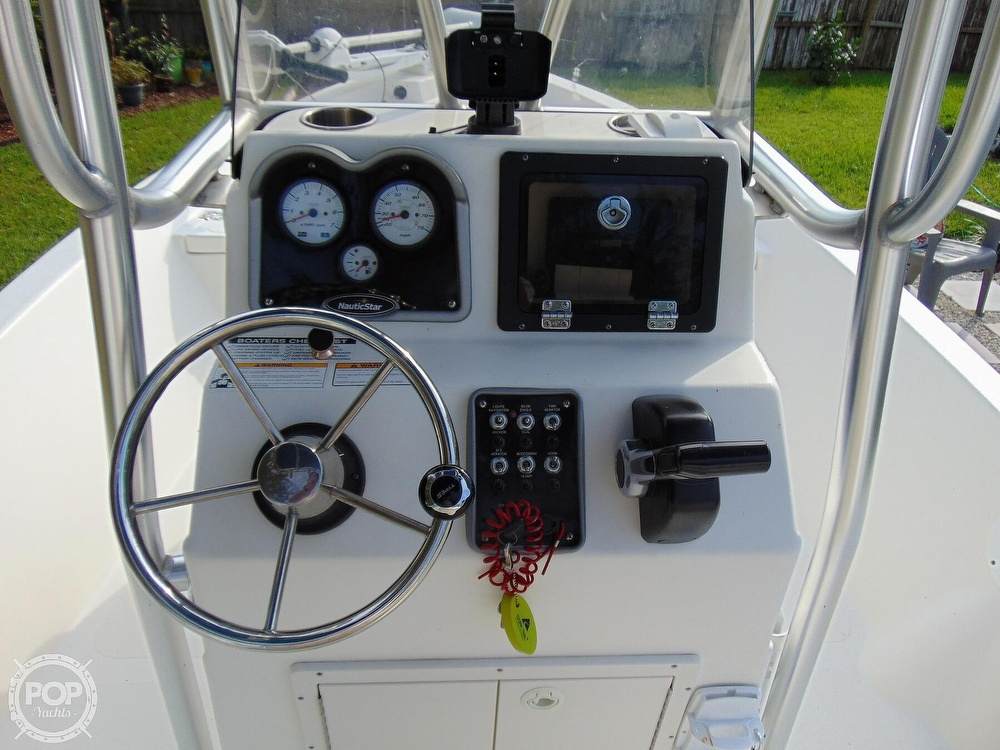 2017 Nautic Star boat for sale, model of the boat is 1810 Bay & Image # 4 of 40