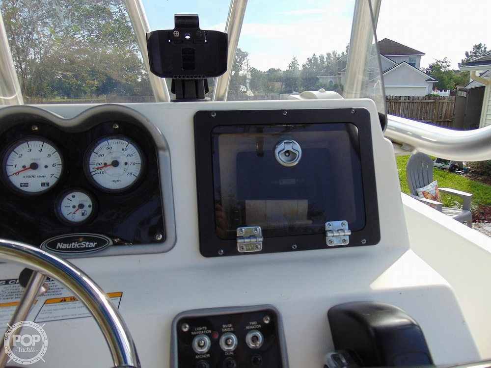 2017 Nautic Star boat for sale, model of the boat is 1810 Bay & Image # 6 of 40