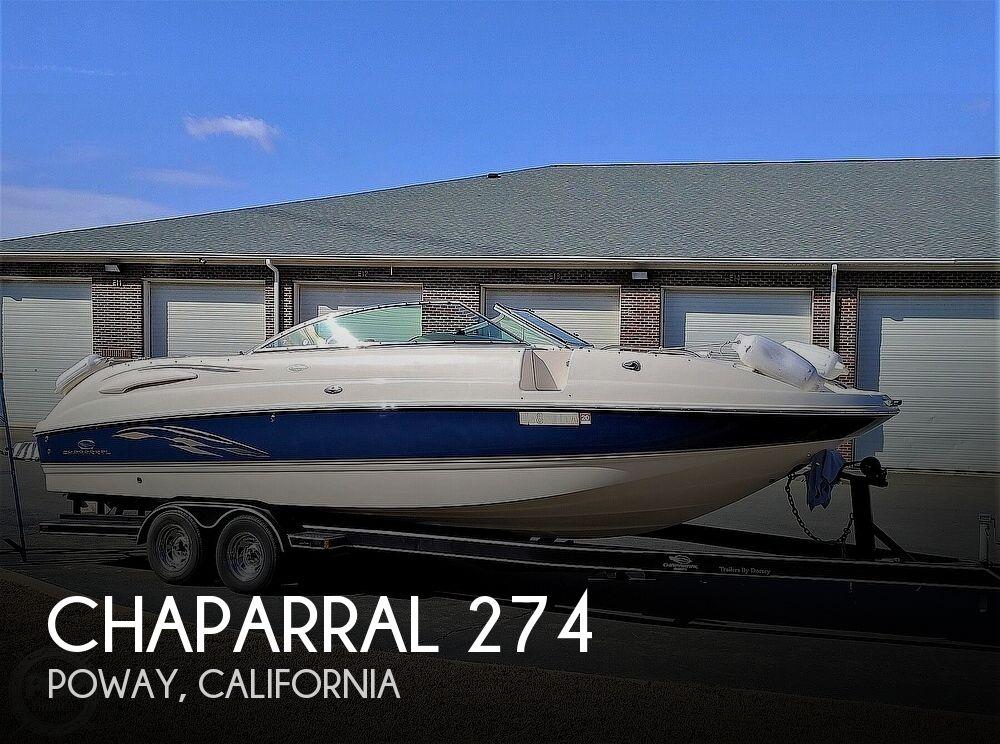 2005 CHAPARRAL 274 SUNESTA for sale
