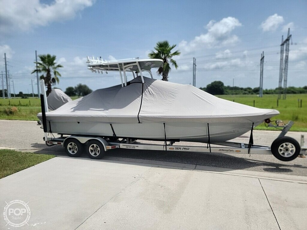 2019 Sea Pro boat for sale, model of the boat is 248 DLX & Image # 4 of 40