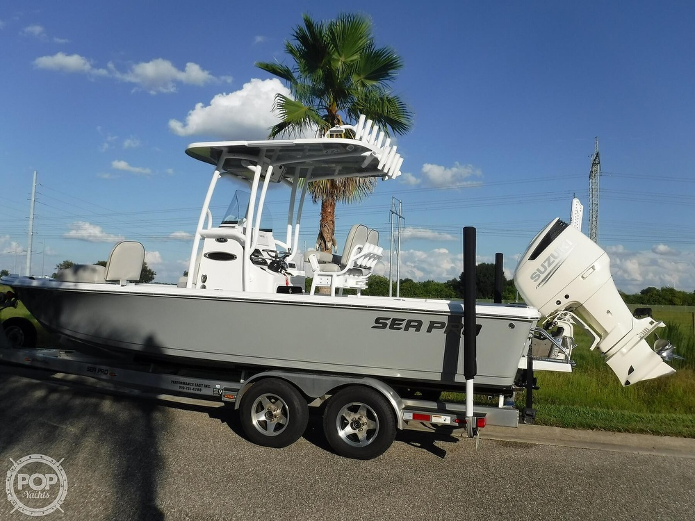 2019 Sea Pro boat for sale, model of the boat is 248 DLX & Image # 3 of 40