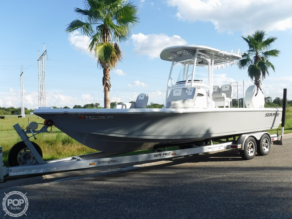 2019 Sea Pro boat for sale, model of the boat is 248 DLX & Image # 17 of 40