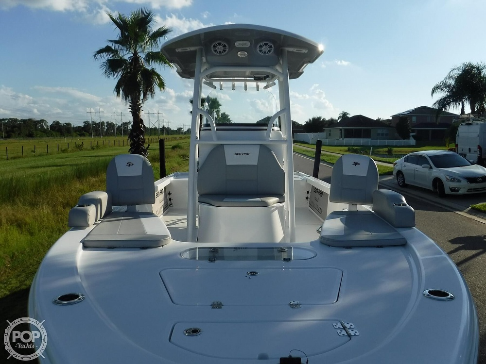 2019 Sea Pro boat for sale, model of the boat is 248 DLX & Image # 2 of 40