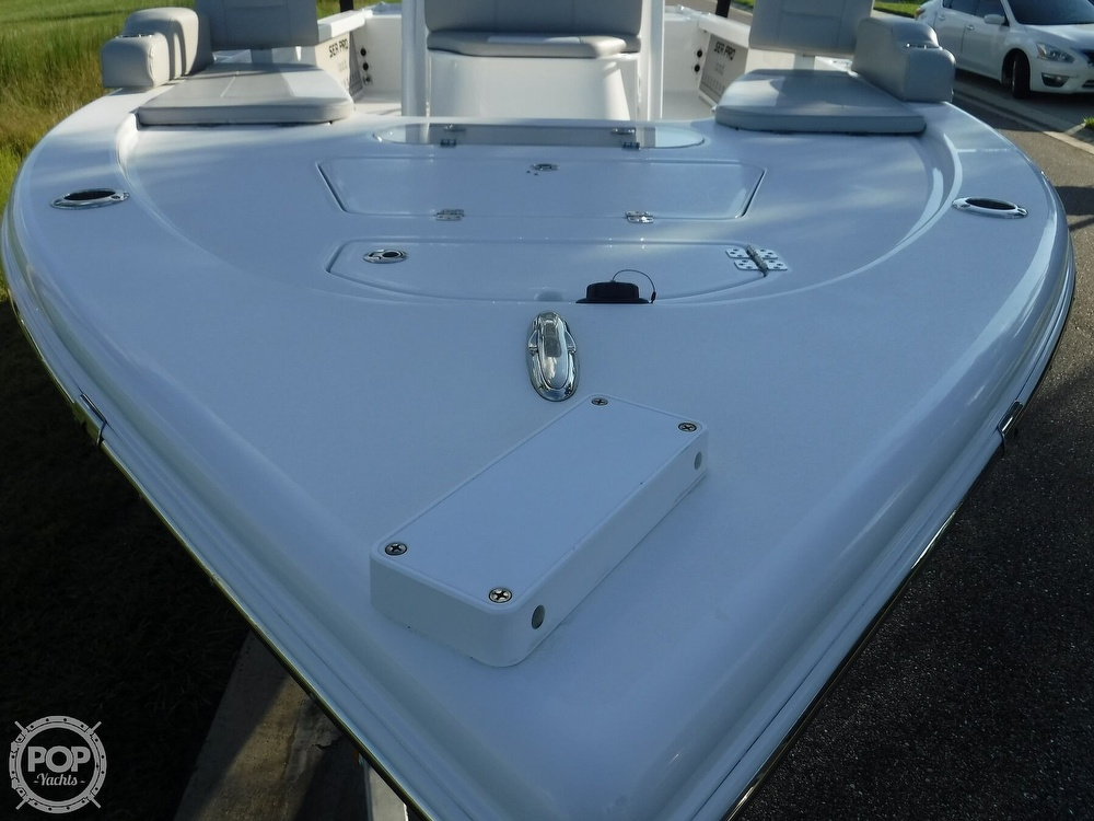 2019 Sea Pro boat for sale, model of the boat is 248 DLX & Image # 8 of 40