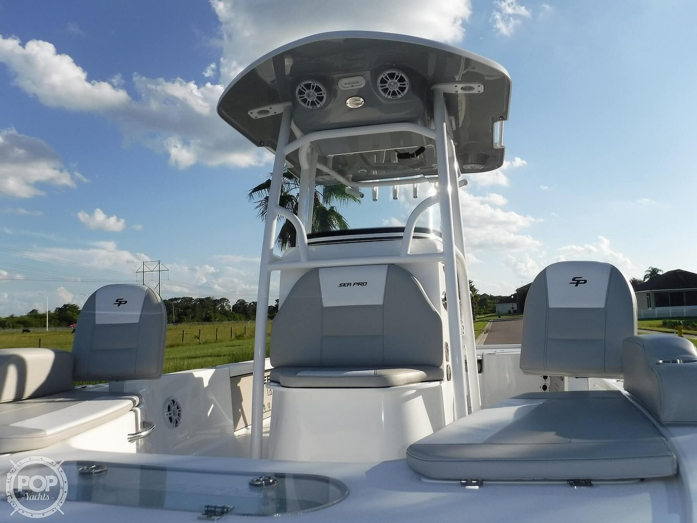 2019 Sea Pro boat for sale, model of the boat is 248 DLX & Image # 9 of 40
