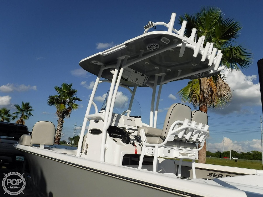 2019 Sea Pro boat for sale, model of the boat is 248 DLX & Image # 19 of 40