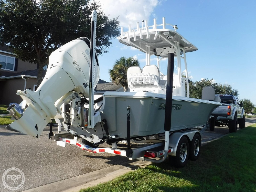 2019 Sea Pro boat for sale, model of the boat is 248 DLX & Image # 21 of 40