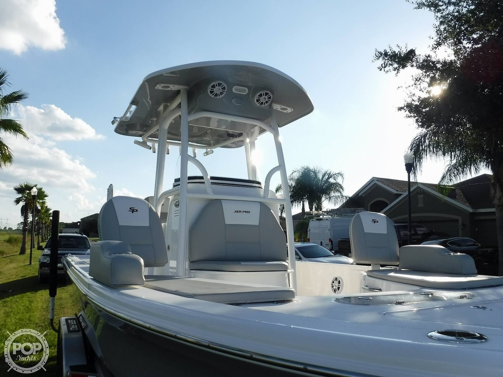 2019 Sea Pro boat for sale, model of the boat is 248 DLX & Image # 18 of 40