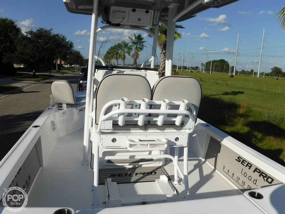 2019 Sea Pro boat for sale, model of the boat is 248 DLX & Image # 33 of 40