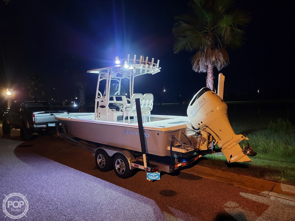2019 Sea Pro boat for sale, model of the boat is 248 DLX & Image # 6 of 40